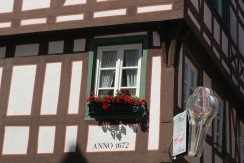House front 1672