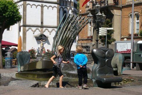 Market square Boppard